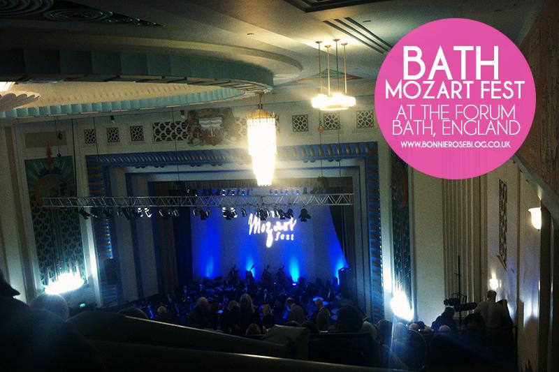 Bath Mozart Fest I
