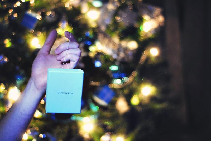 Tiffanys Inspired Christmas Tree
