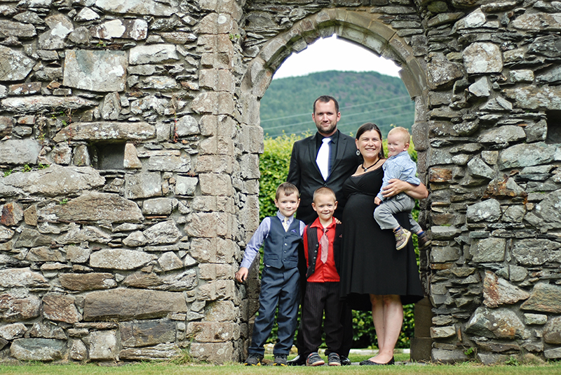 Family Photos Wales