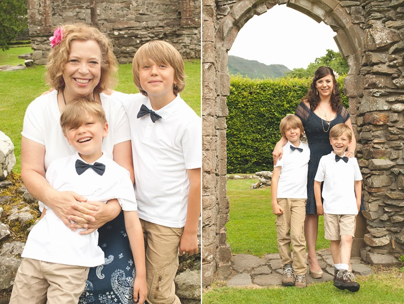 Family Photos in Wales