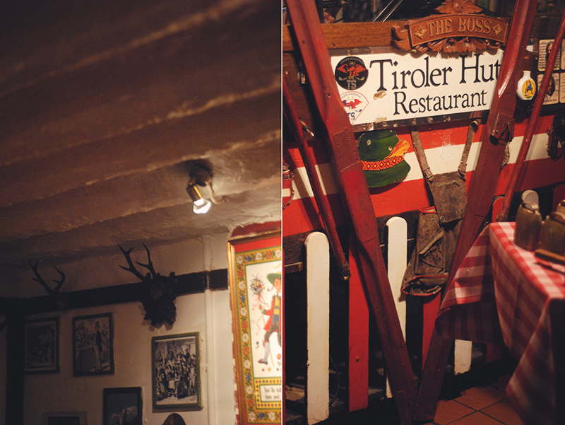 Tiroler Hut in London