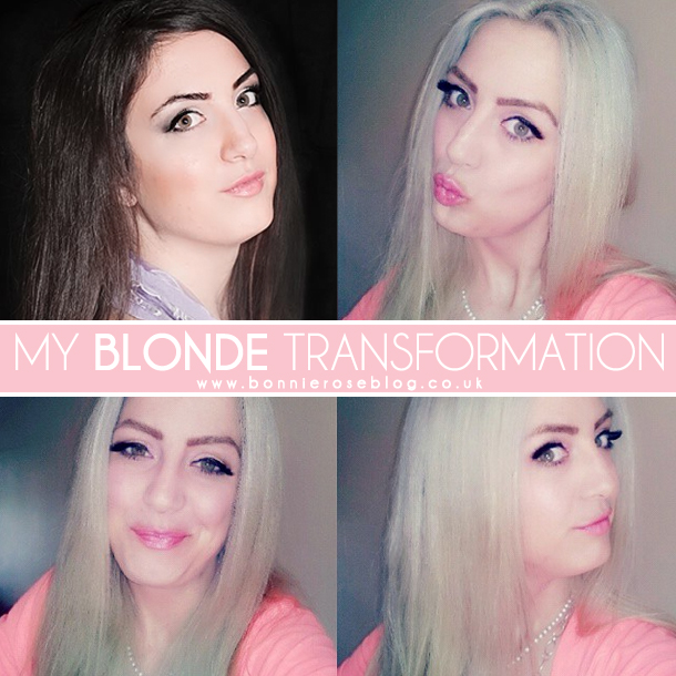 Brunette to Blonde